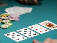 Раунды торговли в покере: тёрн