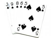 Комбинации в покере: флеш. Как собрать флеш?