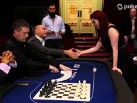 На UKIPT прошёл шахматно-покерный турнир