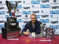 Победителем WPT EMPERORS PALACE POKER CLASSIC стал американец Дилан Вилкерсон