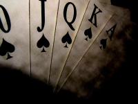 Одномастные карты в покере