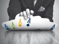 Вскрытие карт в покере: шоудаун