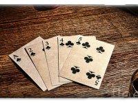 Комбинации в покере: стальное колесо