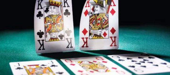 Оверпара в покере – Высшая карманная пара