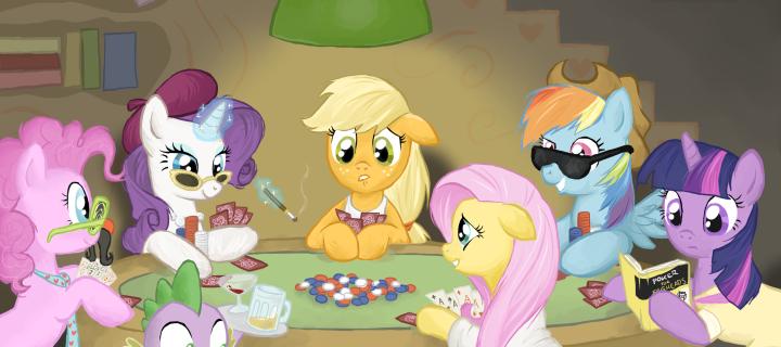 Термин радуга в покере. Что такое радужная доска и радужный флоп?