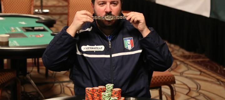 Макс Пескатори выиграл 3-й браслет WSOP