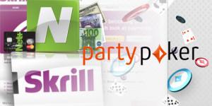PartyPoker отменяет большую часть комиссий при кэшауте