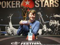 Джо Джонсон выиграл турнир хайроллеров Poker Stars Festival в Лондоне