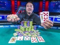 Брайан Юн получил 1,1 миллион долларов призовых на Event #47: $1 500 NLHE Monster Stack