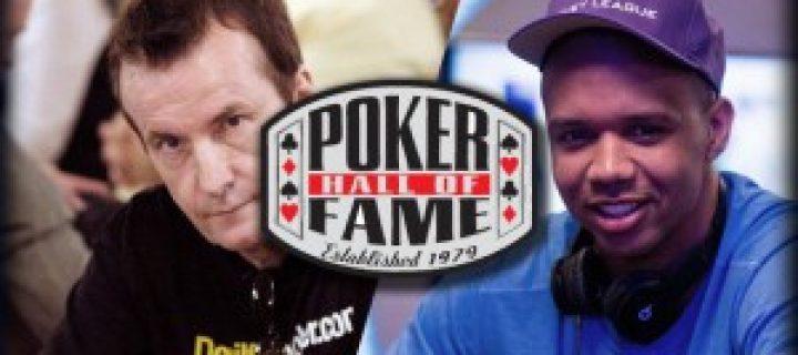 Зал Славы Покера пополнился именами Фила Айви и Дейва Уллиота