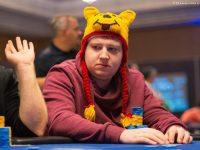 Представитель команды профессионалов 888Poker Паркер Тальбот оказался в шаге от рекорда