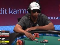 Фил Айви вылетел из Главного события WSOP