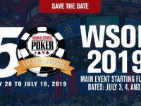 Джеральд Вилльямсон лидирует на событии BIG 50 серии WSOP
