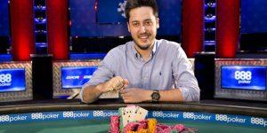 Адриан Матеос одержал первое место в Главном событии в живой серии Caribbean Poker Party