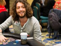 Курганов попал в список призеров в одном из турниров MILLIONS UK